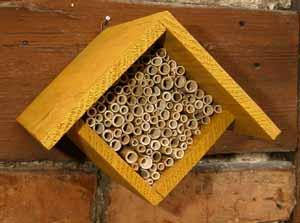 wildbienen nisthilfen best ubung. Black Bedroom Furniture Sets. Home Design Ideas